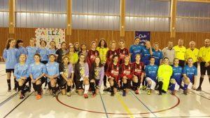 Finale U15F futsal