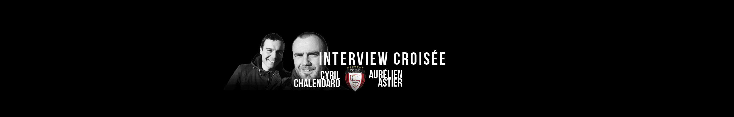 Interview Croisée - Cliquez ICI !